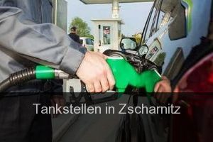 Tankstellen in Zscharnitz
